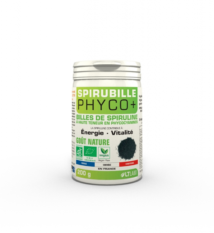 Innovation Spirubille PHYCO+